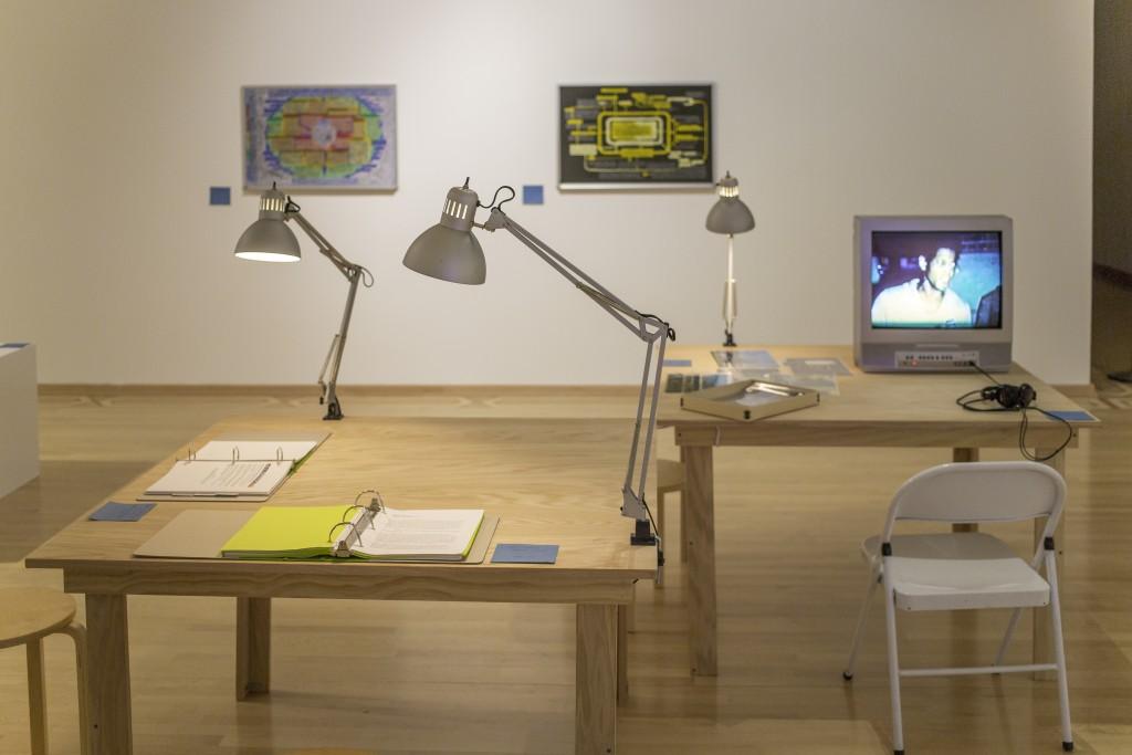 At Temple Art Gallery, Philadelphia, 2012