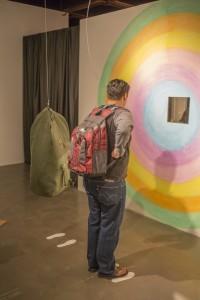 Par Course C (Cypress College Art Gallery, Cypress, California, 2013)
