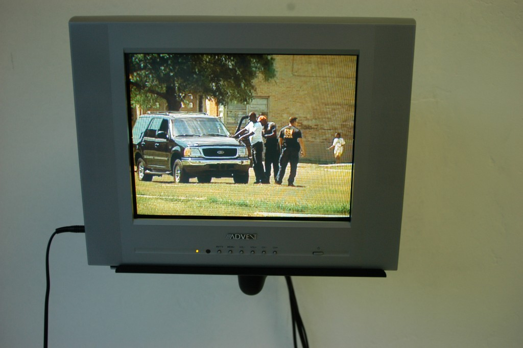 Installation at Paxico Projects, 2006